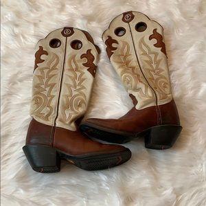 Tony lama cowgirl boots